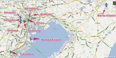 aéroport narita tokyo